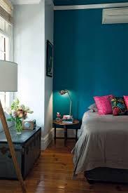 chambre peinte en bleu chambre bleu et blanc artedeus