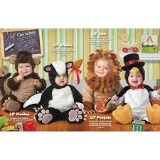 Halloween Monkey Costume Incharacter Carnival Halloween Lil U0027 Monkey Costume 0 4 Swee