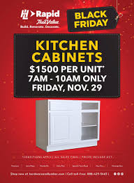 kitchen cabinets on sale black friday hardware and lumber on don t miss out on this once