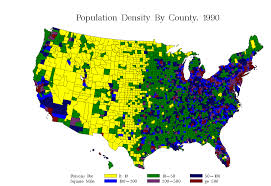 Population Density Map Us State U0027s Rights Where Do You Sit Page 4