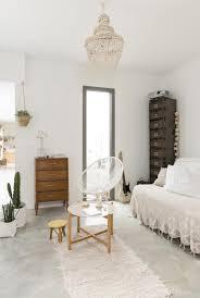 scandinavian home in biarritz with bohemian touch