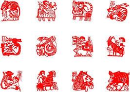 vector chicken zodiac papercut free vector download 541 free