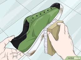 what s the best way to clean white kitchen cabinets 3 ways to clean rubber on shoes wikihow