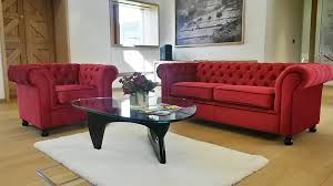 Chesterfield Sofa Hire Velvet Chesterfield Inspired 3 Seat Sofa Funky Furniture Hire
