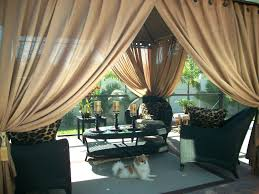 Outdoor Gazebo With Curtains by Patio Ideas Outdoor Privacy Panels For Patio Outdoor Panels For