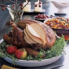 cured rosemary turkey recipe myrecipes