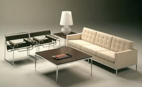 hive modern florence knoll 3 seat sofa hivemodern com