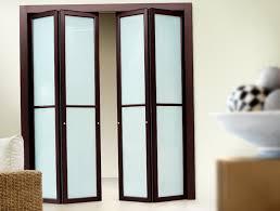 awesome 10 glass bifold closet doors decorating design of bi fold