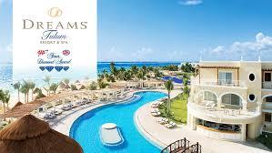 dreams tulum resort and spa all inclusive in riviera maya mx