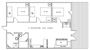 3 bedroom cabin floor plans 3 bedroom house plans one story vdomisad info vdomisad info