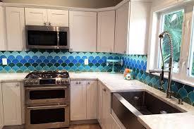 modern backsplash ideas for kitchen colorful and modern kitchen backsplash ideas