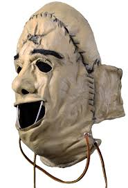 leatherface mask chainsaw leatherface mask