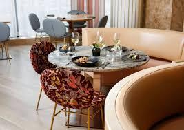 fairmont dining room sets photos botanist restaurant at vancouver u0027s fairmont pacific rim