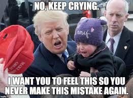 Brilliant Meme - donald trump and jenna maroney come together in brilliant meme