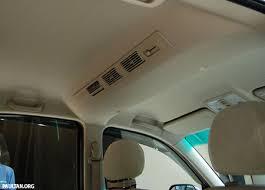 Rush Interiors New 7 Seater Toyota Rush Suv Launched