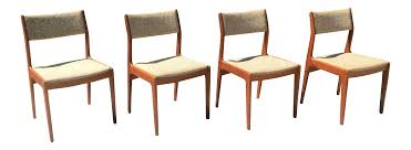 1143 best chairs sofas u0026 dixie teak dining chairs set of 4 chairish