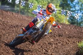 first motocross race motocross action magazine pro taper presents mxa u0027s mid week report