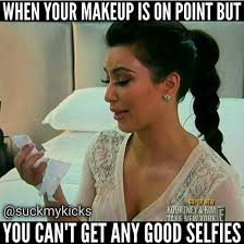 Selfie Meme Funny - 35 most funniest make up meme pictures and images