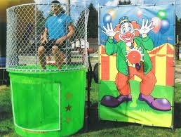 dunk tank rental nj dunk tank rentals island ny nj ct water slide rentals