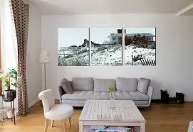 art for the dining room triptyque photos hamptons in large wall art print contemporary