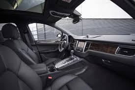porsche suv 2015 interior 2015 porsche macan first drive truck trend