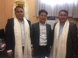 tibetan bureau office namgyal samdup takes on as coordinator of office of tibet