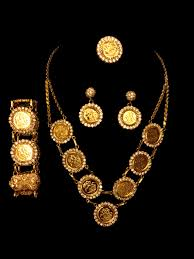 coin jewelry necklace images 21k gold coin necklace set 2002 alquds jewelry jpg