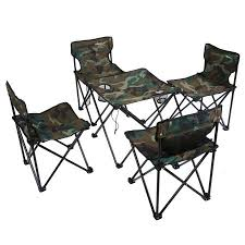 Walmart Camping Table High End Outdoor Furniture Folding Table Desk And Chair Camouflage