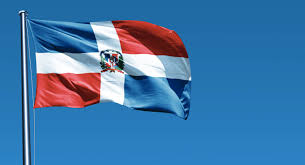 Domenican Flag Happy Dominican Republic Independence Day