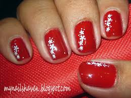 dark red nail designs images nail art designs