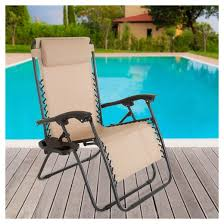 Oversized Zero Gravity Lounge Chair Oversized Zero Gravity Chair With Pillow And Cup Holder Pure