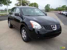 black nissan rogue 2015 2009 wicked black nissan rogue s 28092069 photo 3 gtcarlot com