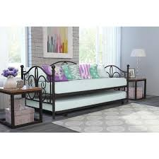 avenue greene bradley metal daybed and trundle free shipping