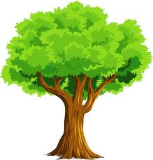free stock photo of colorful tree vector clipart