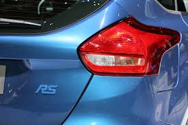 everything you need to know about the 2016 ford focus rs