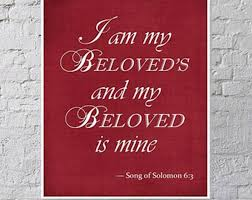 i am my beloved jesus you today ministry daily bible study pictures and