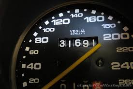 ferrari speedometer 1975 ferrari 308 gt4 dino classic throttle shop