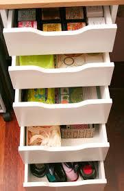 kids storage ideas saving small closet spaces using custom diy kids craft drawer