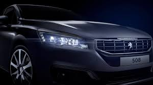 peugeot 508 interior 2016 peugeot 508 new car showroom sedan photos u0026 videos
