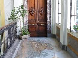 Mosaic Floor L Hallway Mosaic Floor Picture Of L Orangerie D Epoque Lecce