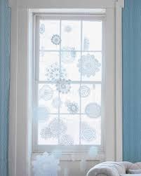 snowflake decorations martha stewart