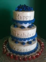 3 tier birthday cake cakecentral com