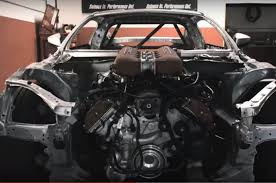 Toyota Ft 1 Engine Drifter Ryan Tuerck Is Swapping A Ferrari 458 Engine Into A Toyota