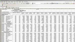 Microsoft Excel 2010 Templates Ms Excel Spreadsheet Templates Haisume