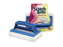 scotch brite light duty 3m light duty scotch brite hand scrubbers 7723 newegg com