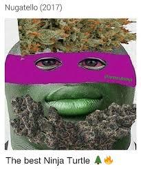 Ninja Turtle Meme - nugatello 2017 the best ninja turtle meme on me me