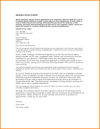 what should a cover letter have cover letter font size