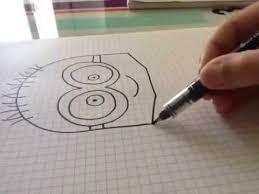 apprendre à dessiner un minion youtube