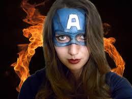 captain america halloween u0026 cosplay tutorial youtube
