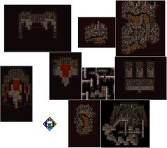 Ff6 World Of Ruin Map by Snes Final Fantasy 6 Kefka U0027s Tower 2nd Party Path The